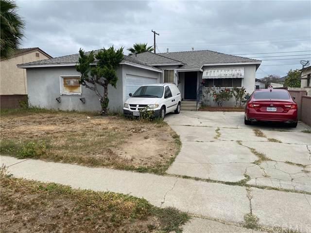 1223 W 187th Place, Gardena, CA 90248 (#SB21085269) :: Wahba Group Real Estate | Keller Williams Irvine