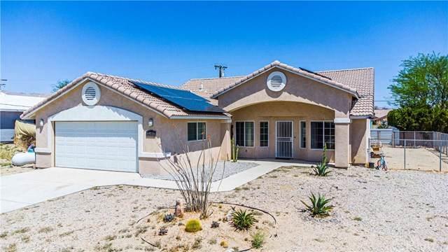 19276 Chuckwalla, Desert Hot Springs, CA 92241 (#JT21086110) :: Mainstreet Realtors®