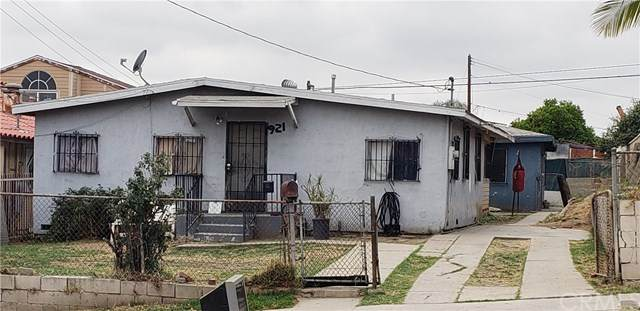 923 N Alma Avenue, City Terrace, CA 90063 (#PW21086013) :: Mainstreet Realtors®