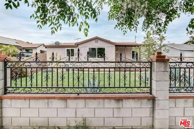 13026 Glamis Street, Pacoima, CA 91331 (#21722672) :: Mainstreet Realtors®