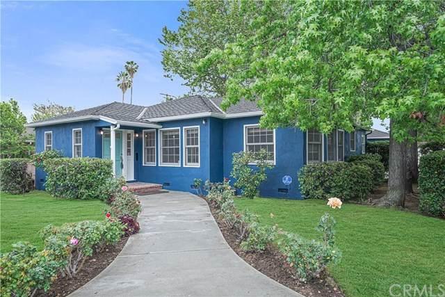 16858 Clark Street, Encino, CA 91436 (#SB21082784) :: The Brad Korb Real Estate Group