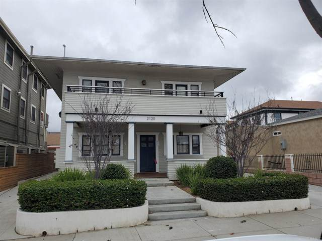 2120 K St, San Diego, CA 92102 (#PTP2102771) :: The Costantino Group | Cal American Homes and Realty