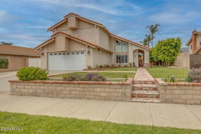6439 Danette Street, Simi Valley, CA 93063 (#221002132) :: Mainstreet Realtors®