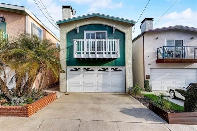 1206 9th Street, Hermosa Beach, CA 90254 (#SB21084278) :: Mainstreet Realtors®