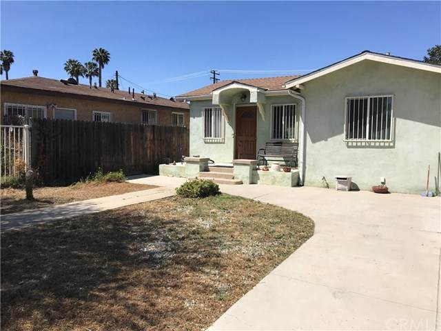 1253 W 95th Street, Los Angeles (City), CA 90044 (#PW21086432) :: Mainstreet Realtors®