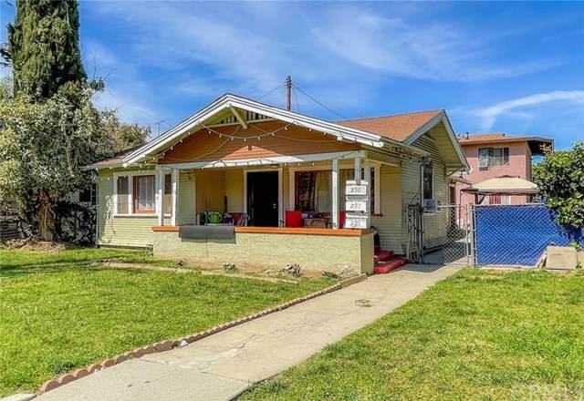 231 San Francisco Avenue, Pomona, CA 91767 (#CV21079520) :: Mainstreet Realtors®