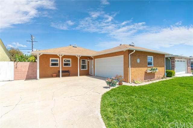 3835 W 144th Street, Hawthorne, CA 90250 (#SB21086529) :: Mainstreet Realtors®