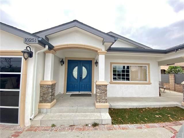 10251 Haddon Avenue, Pacoima, CA 91331 (#SR21086482) :: Mainstreet Realtors®
