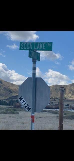 0 Soda Lake Road - Photo 1