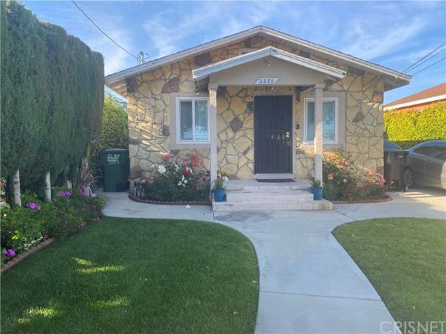 3333 W 108th Street, Inglewood, CA 90303 (#SR21070299) :: Mainstreet Realtors®