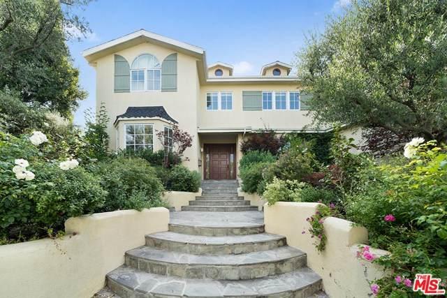 3201 Club Drive, Los Angeles (City), CA 90064 (#21722326) :: Compass