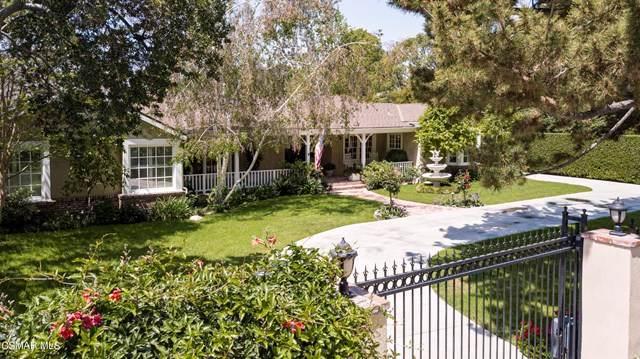 4717 Ledge Avenue, Toluca Lake, CA 91602 (#221002149) :: Rogers Realty Group/Berkshire Hathaway HomeServices California Properties
