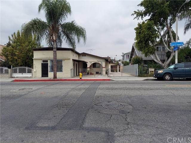 3635 E Cesar E. Chavez Avenue, East Los Angeles, CA 90063 (#TR21084483) :: Team Forss Realty Group