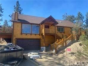 42689 Timberline, Big Bear, CA 92315 (#PW21086886) :: Steele Canyon Realty