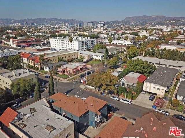 5084 Lemon Grove Avenue, Los Angeles (City), CA 90029 (#21723360) :: Wahba Group Real Estate | Keller Williams Irvine