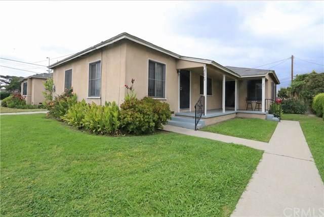 1209 E 119th Street, Los Angeles (City), CA 90059 (#AR21087013) :: Massa & Associates Real Estate Group | eXp California Realty Inc