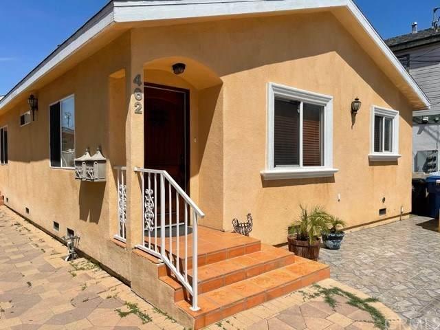 462 W 3rd Street W #2, San Pedro, CA 90731 (#DW21087121) :: Mainstreet Realtors®