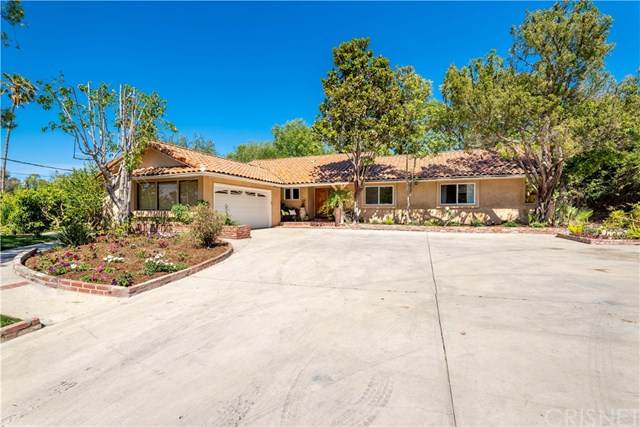5318 Bothwell Road, Tarzana, CA 91356 (#SR21086942) :: The Costantino Group | Cal American Homes and Realty