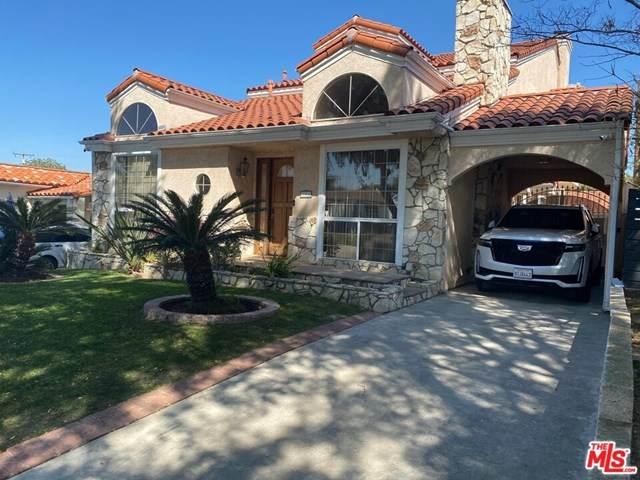 305 W 64Th Place, Inglewood, CA 90302 (#21723550) :: Mainstreet Realtors®