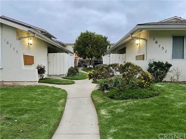 16751 Parthenia Street #3, Northridge, CA 91343 (#SR21086965) :: The Brad Korb Real Estate Group