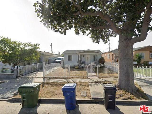 340 W 119Th Street, Los Angeles (City), CA 90061 (#21723036) :: Massa & Associates Real Estate Group | eXp California Realty Inc
