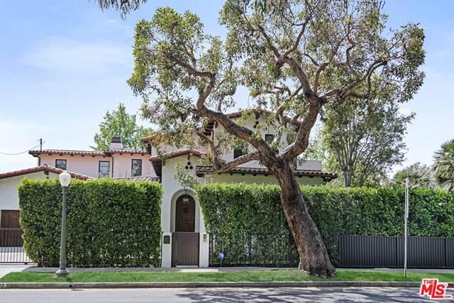 2607 Patricia Avenue, Los Angeles (City), CA 90064 (#21723682) :: Compass