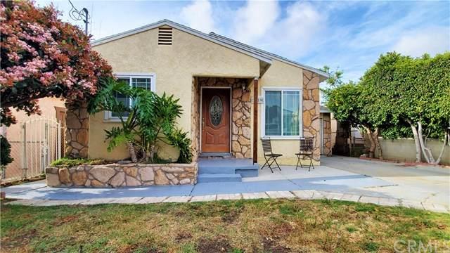 1319 W R Street, Wilmington, CA 90744 (#DW21087623) :: Steele Canyon Realty