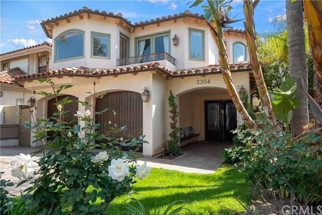 3304 Laurel Avenue, Manhattan Beach, CA 90266 (#SB21087311) :: Mainstreet Realtors®