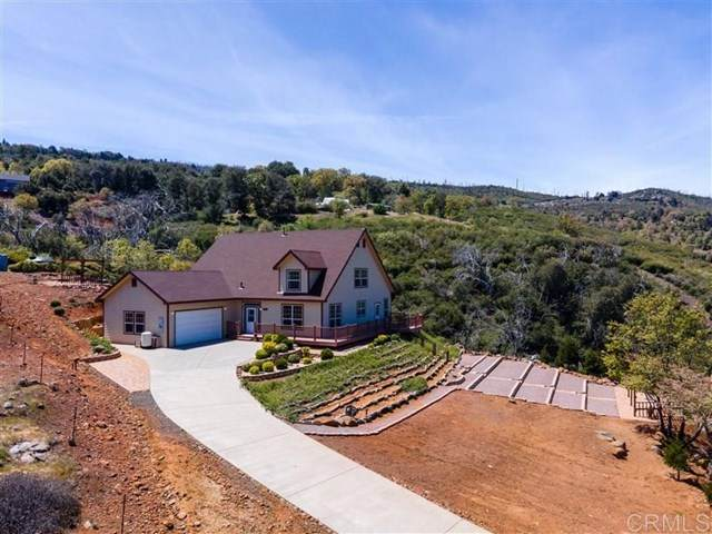 16913 Harrison Park, Julian, CA 92036 (#NDP2104525) :: The Costantino Group | Cal American Homes and Realty
