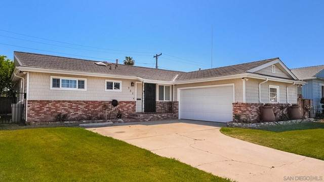 985 S S Johnson Ave, El Cajon, CA 92020 (#210011008) :: Mainstreet Realtors®