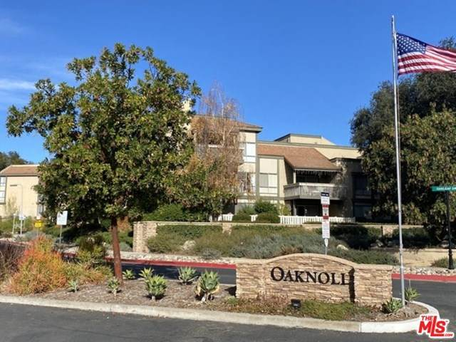 286 Oakleaf Drive #12, Thousand Oaks, CA 91360 (#21723820) :: The Costantino Group | Cal American Homes and Realty