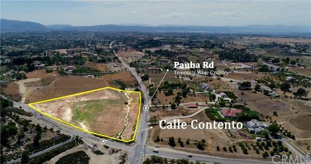 0 Calle Contento, Temecula, CA 92592 (#SW21087189) :: Realty ONE Group Empire