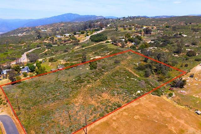 0 Dapple Ridge Road, Ramona, CA 92065 (#NDP2104558) :: Power Real Estate Group