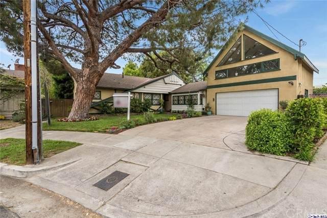 12435 Debby Street, North Hollywood, CA 91606 (#320005782) :: Blake Cory Home Selling Team