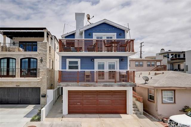 918 Manhattan Avenue, Hermosa Beach, CA 90254 (#SB21087589) :: The Costantino Group   Cal American Homes and Realty