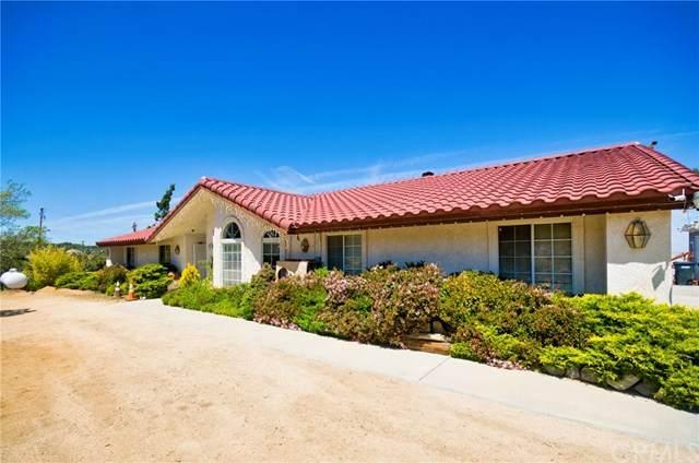 3010 Silver Ridge Drive, Pinon Hills, CA 92372 (#PW21087198) :: Mainstreet Realtors®