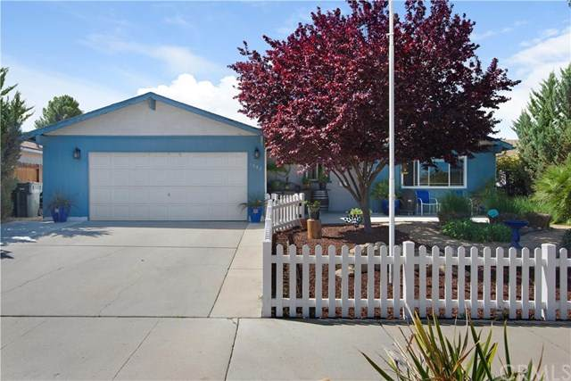 1082 Dorothy Court, Paso Robles, CA 93446 (#NS21079101) :: Power Real Estate Group