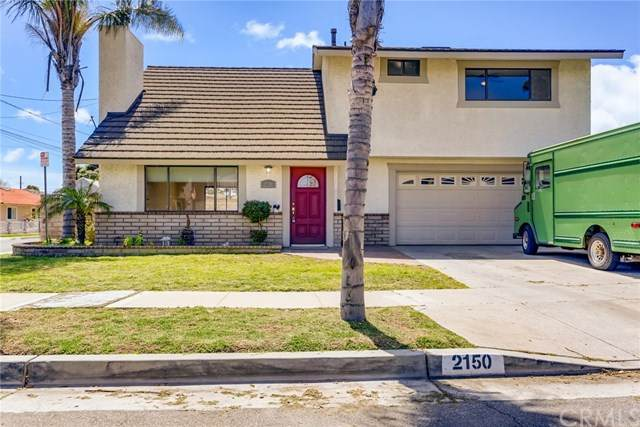 2150 235th Place, Torrance, CA 90501 (#TR21089626) :: Compass