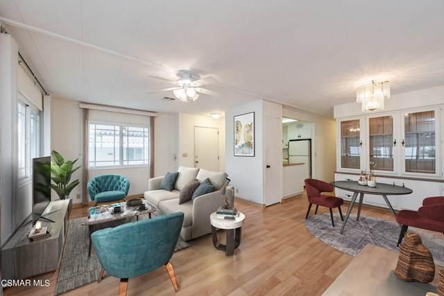3 Gitana Avenue #151, Camarillo, CA 93012 (#221002223) :: Wahba Group Real Estate | Keller Williams Irvine