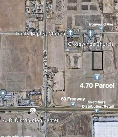 0 Hemlock, Moreno Valley, CA 92555 (#IV21089822) :: Realty ONE Group Empire