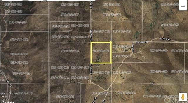 0 Los Altos, Hemet, CA 92544 (#SW21089832) :: A|G Amaya Group Real Estate