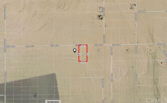 0 El Paseo Dr, 29 Palms, CA 92277 (#CV21089033) :: RE/MAX Empire Properties