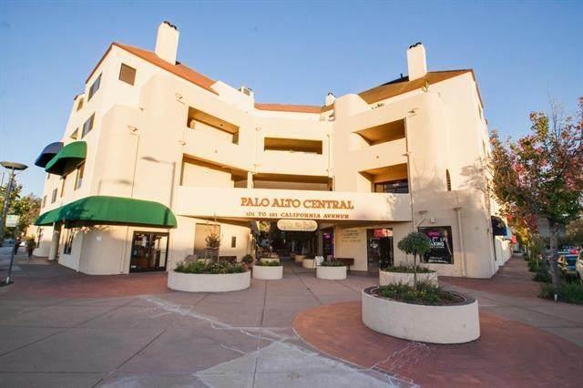 161 California Avenue K100, Palo Alto, CA 94306 (#ML81840565) :: Berkshire Hathaway HomeServices California Properties