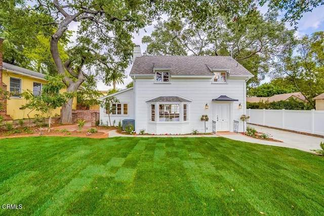 180 S Michillinda Avenue, Sierra Madre, CA 91024 (#P1-4456) :: Mainstreet Realtors®
