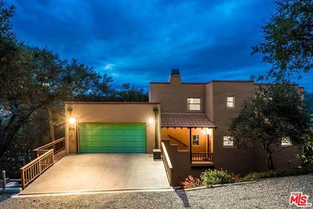 21849 Callado Way, Topanga, CA 90290 (#21723904) :: Power Real Estate Group