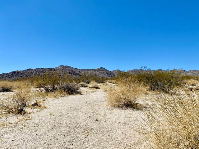 0 Robinson Drive, Joshua Tree, CA 92252 (#219061210PS) :: Legacy 15 Real Estate Brokers