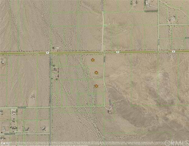 0 Twentynine Palms, 29 Palms, CA 92277 (#PW21090325) :: Mainstreet Realtors®