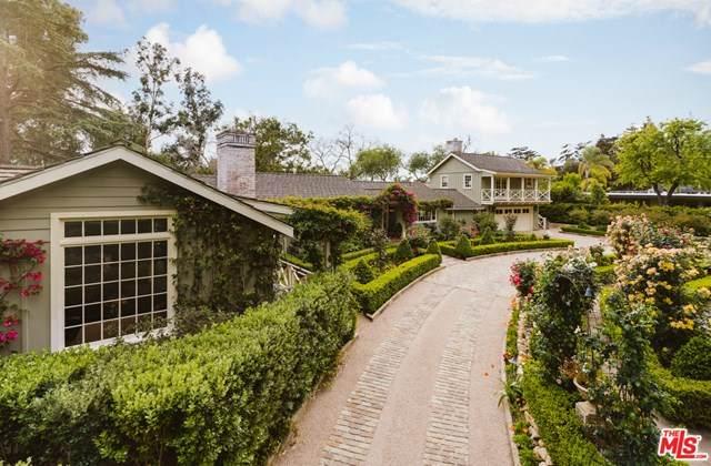 1077 Summit Road, Santa Barbara, CA 93108 (#21724600) :: Mainstreet Realtors®