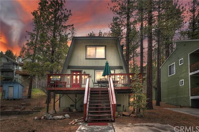 42678 Cougar Road, Big Bear, CA 92315 (#EV21090451) :: Power Real Estate Group
