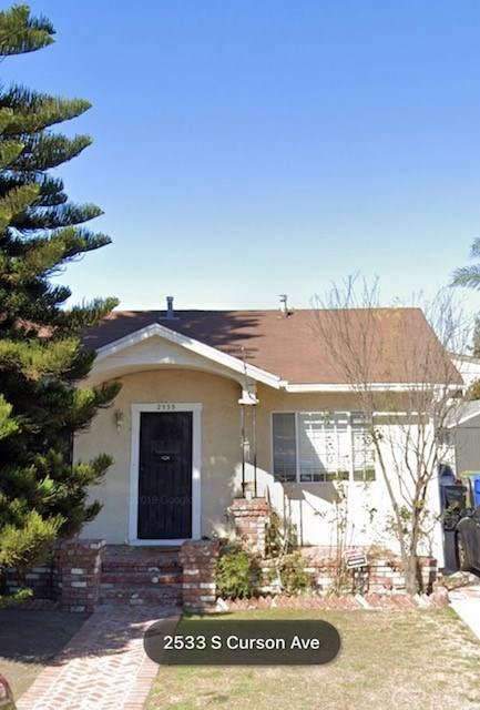 2533 Curson Avenue - Photo 1